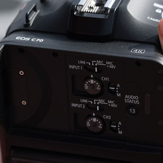 Canon EOS C70 | Try before you buy